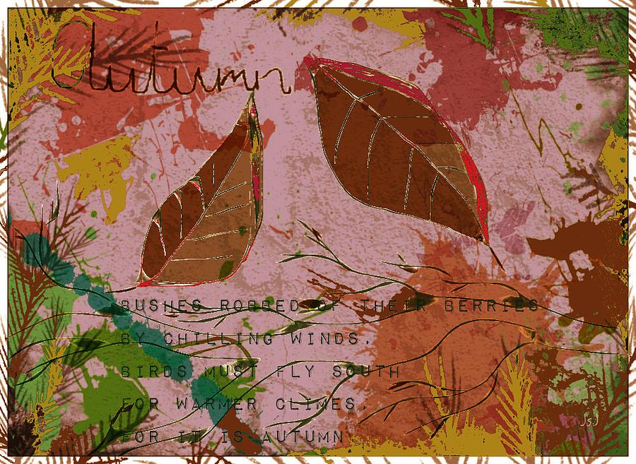 Autumn Digital Art