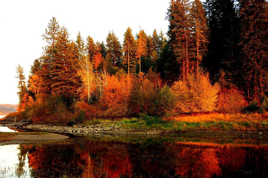 Filename: autumn-sunset-at-lake-coeur-dalene-cindy-wright.jpg