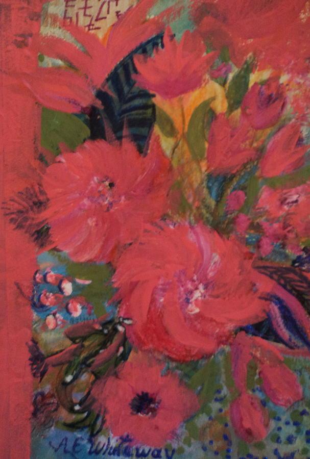 Awakened Joyfully Painting