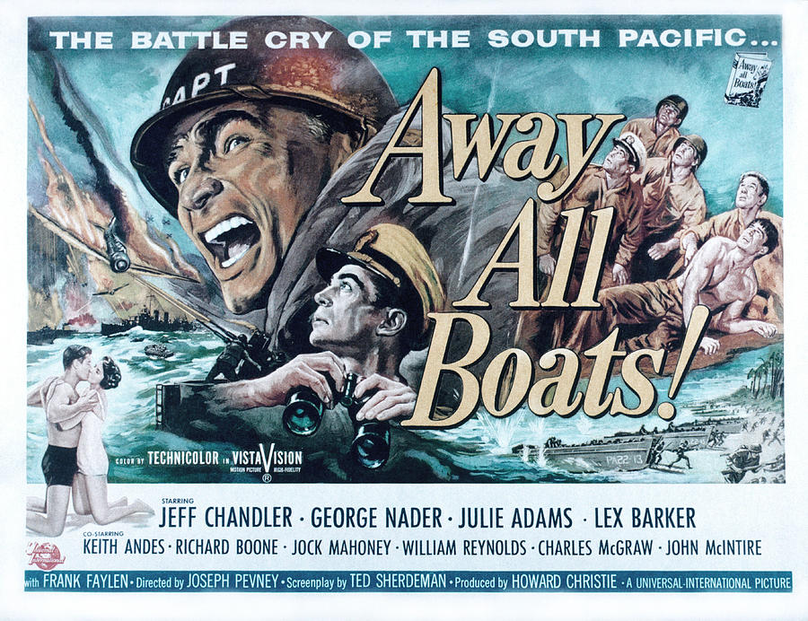 Complete Classic Movie Away All Boats 1956