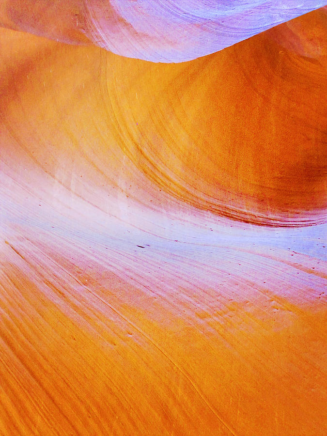 Awe-inspiring Antelope Canyon Photograph