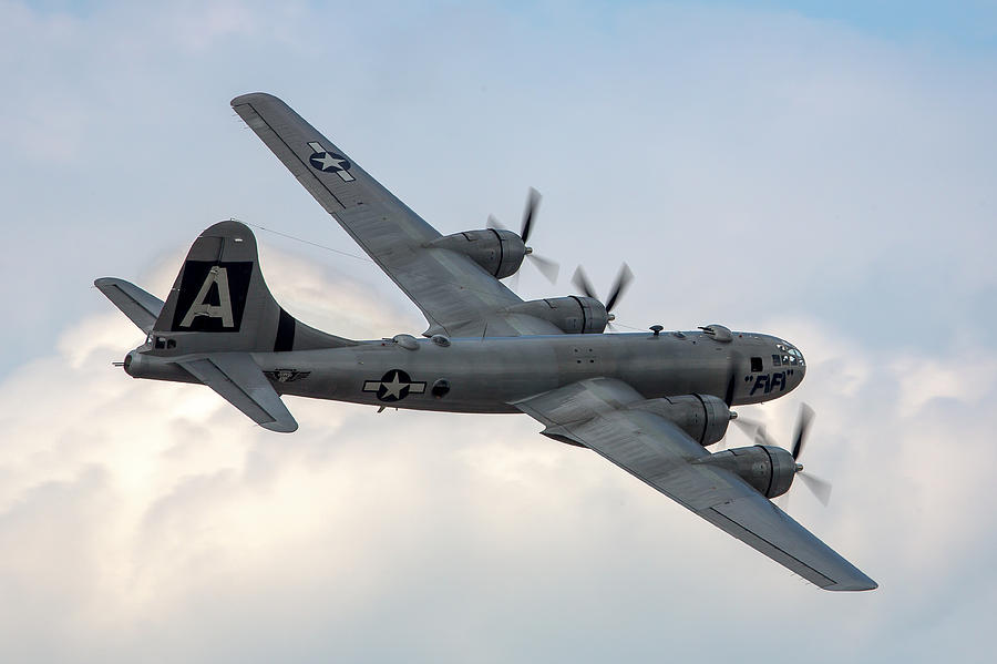 HOW IT WORKS WW2 B29 SuperFortress 720p  YouTube