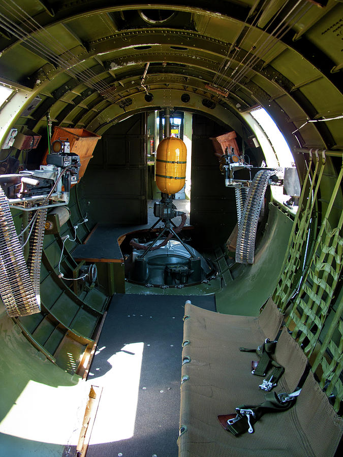 b17 Tunnel of Love Photograph