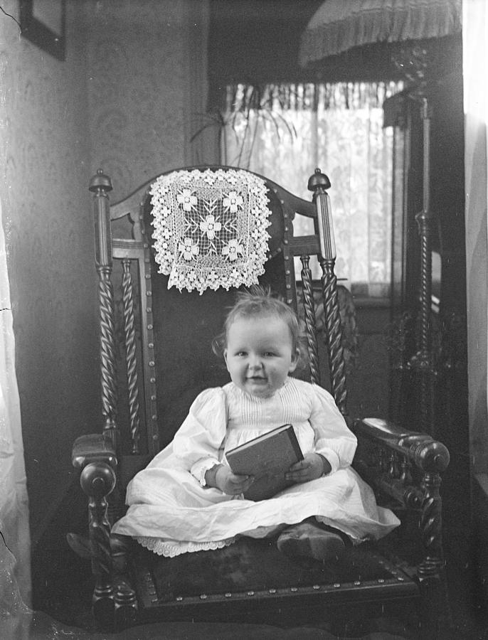 Baby Can Read Photograph