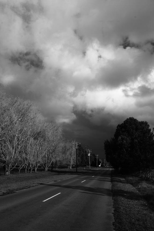 Back Road Photograph  - Back Road Fine Art Print