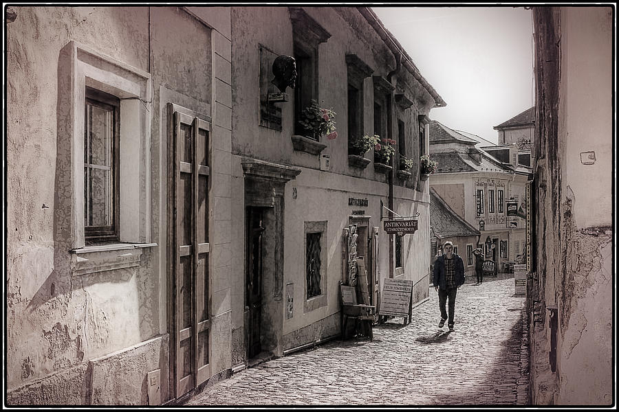 Back Street Boy Photograph  - Back Street Boy Fine Art Print