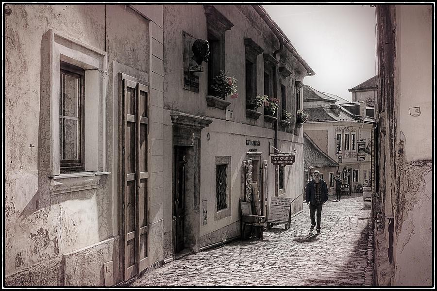 Back Street Boy Photograph