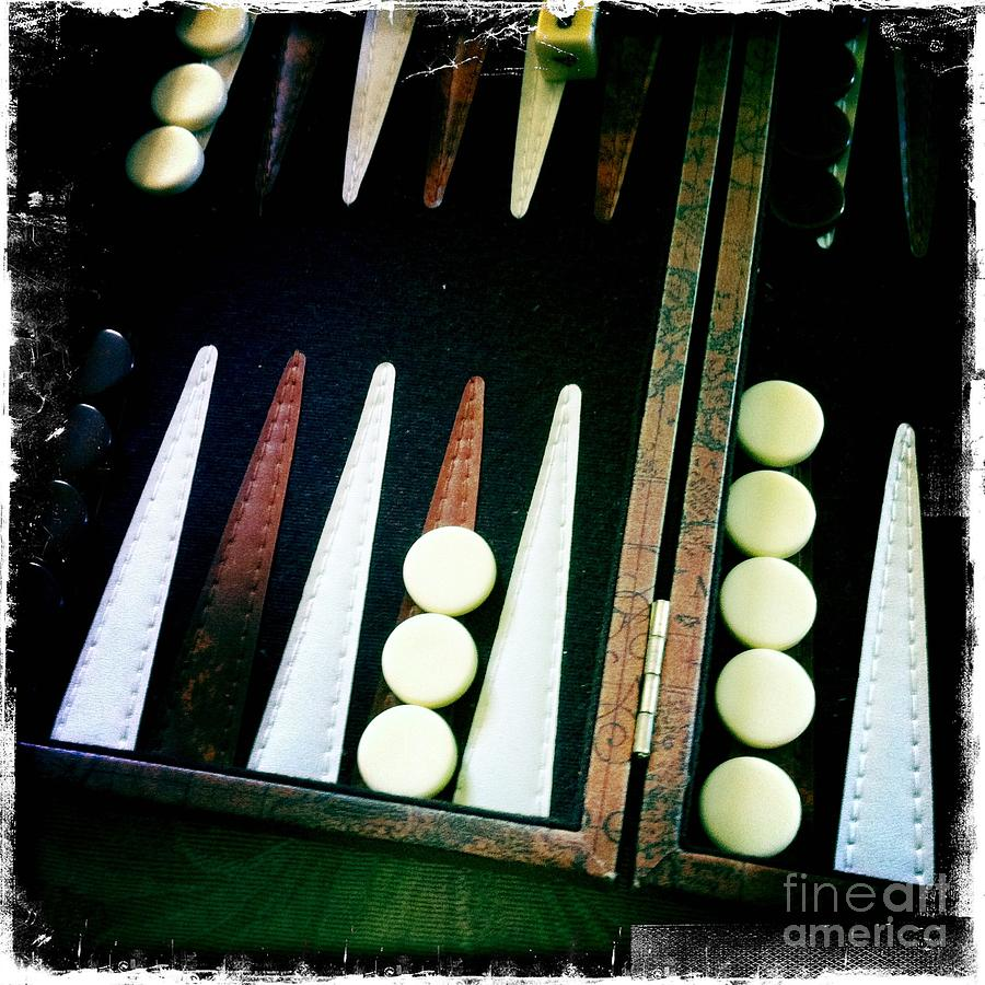Backgammon Anyone Photograph