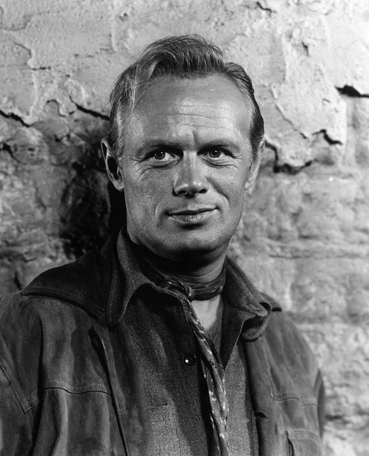 Backlash, Richard Widmark, 1956 Photograph  - Backlash, Richard Widmark, 1956 Fine Art Print