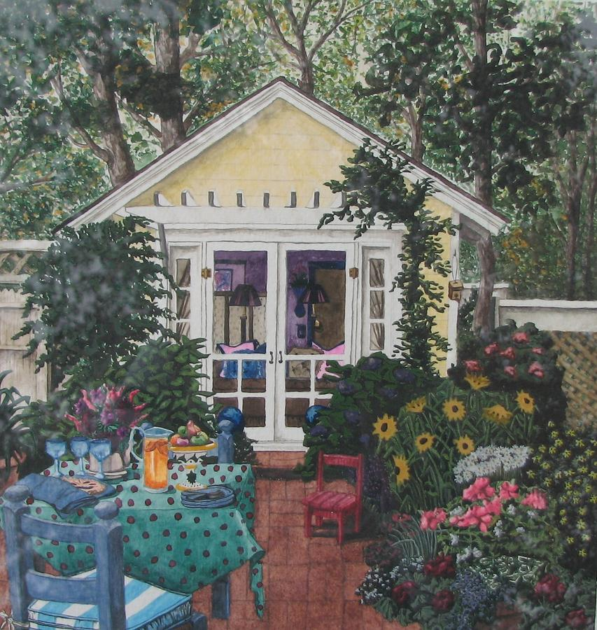 Backyard Retreat By Collin Edler