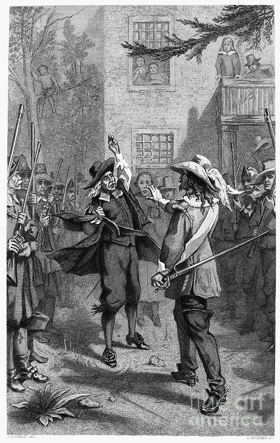 the bacons rebellion Five minute history of nathaniel bacon's rebellion - 1676 apologies for the cell phone interruption at the 3:24 mark.