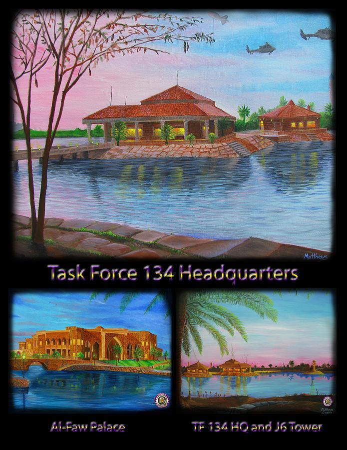 Baghdad Memories Painting