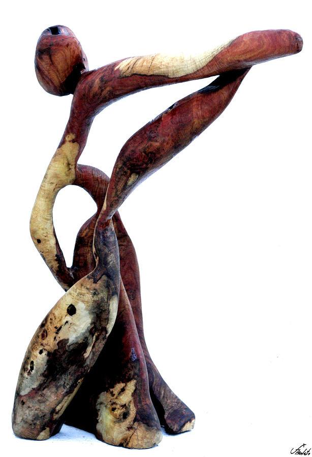 Bailando 3 Sculpture