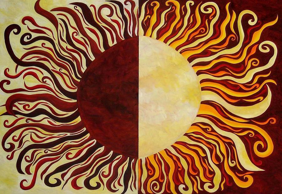 Visual Balance In Art : Balance painting