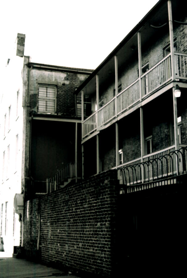 Balcony french quarter new orleans photograph by doug duffey for French quarter balcony