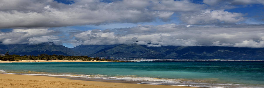 Baldwin Beach Maui Photograph  - Baldwin Beach Maui Fine Art Print