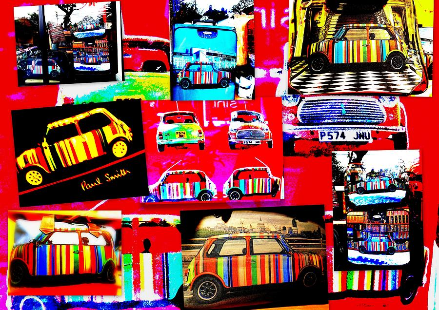 Bali Paul Smith Fake Minis Photograph