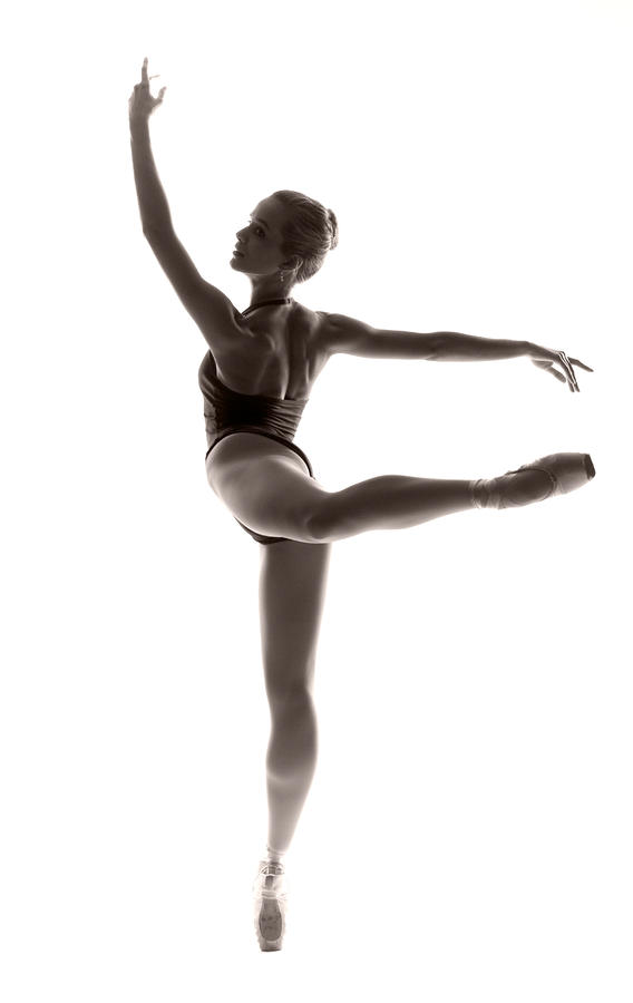 Ballerina Grace Photograph