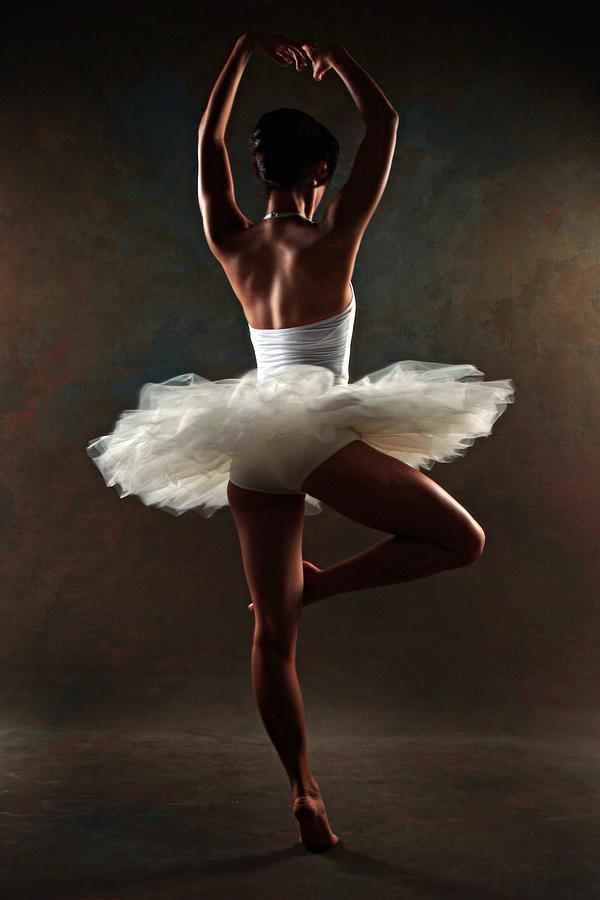 Ballerina Photographs Photograph - Ballerina by Tonino Guzzo