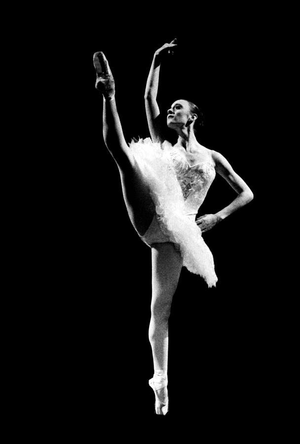 Ballet Dance 3 Photograph