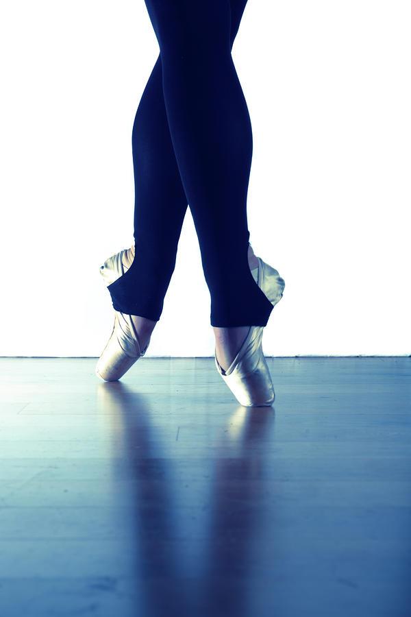 Ballet Feet 1 Photograph