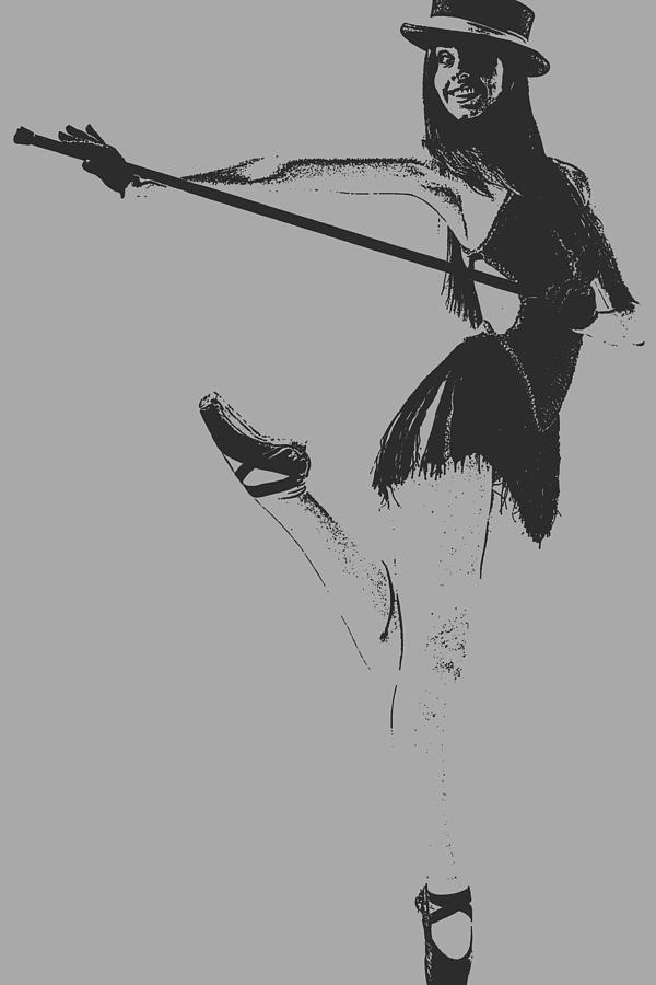 Ballet Girl Photograph