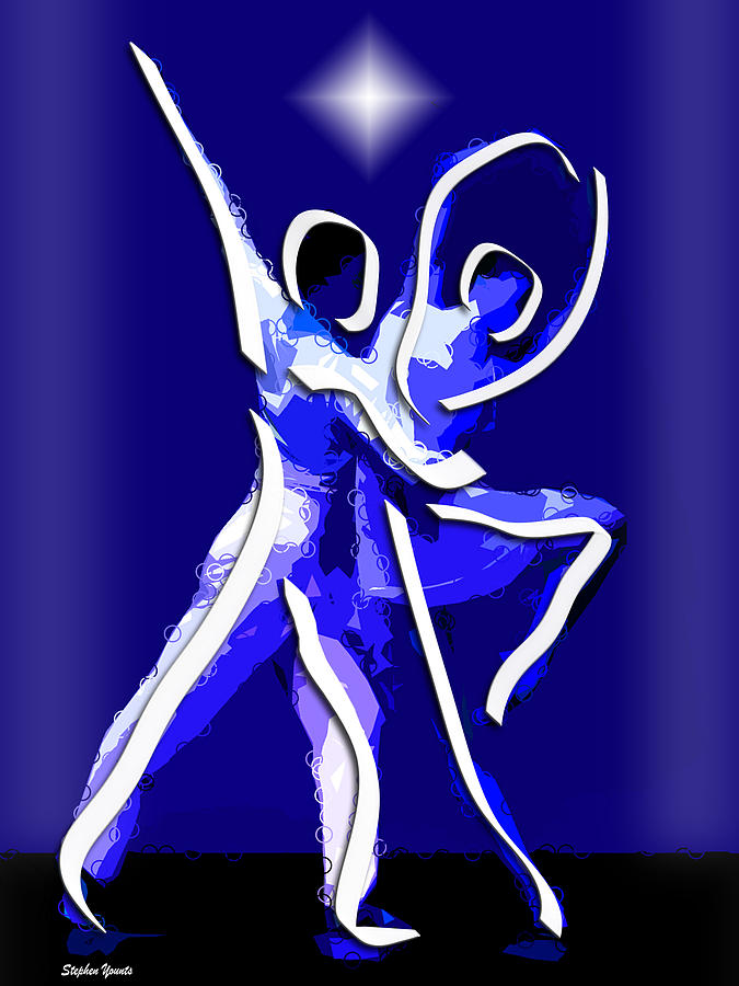 Ballet Digital Art