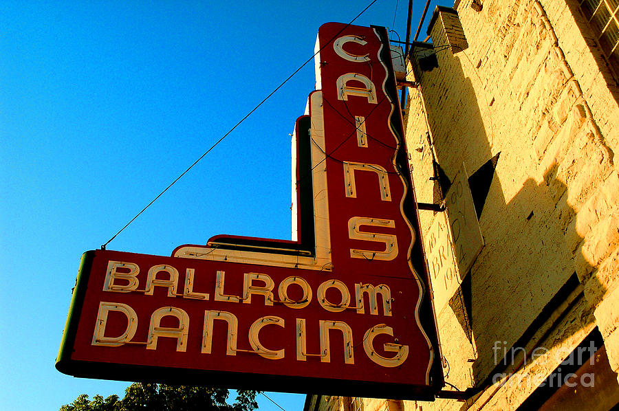 Ballroom Dancing Photograph