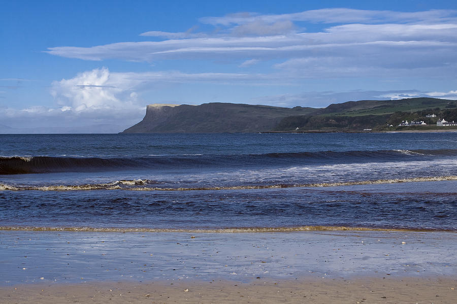 Ballycastle Beach Photograph