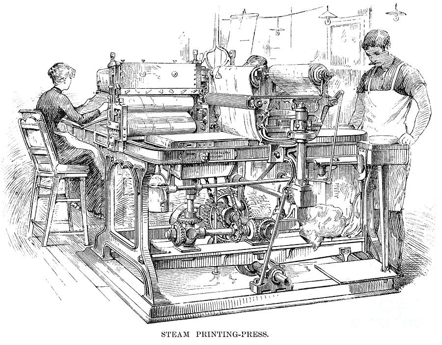 printing press notes Get an answer for 'printing presshow does printing affect our society today' and find homework help for other history questions at enotes.
