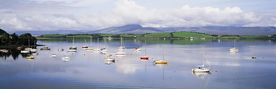 Bantry Ireland  City pictures : Bantry Bay, County Cork, Ireland Boats Photograph by The Irish Image ...