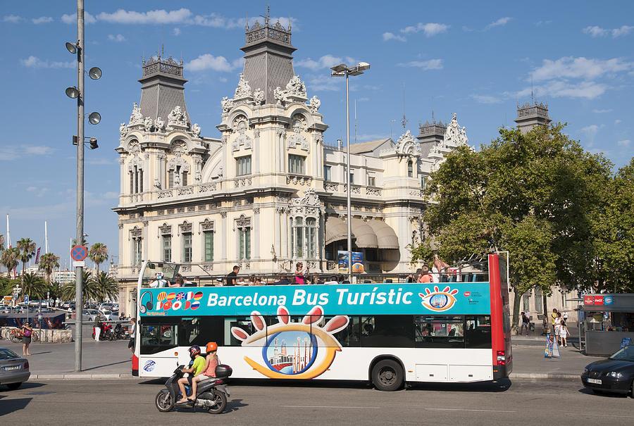 Barcelona Photograph
