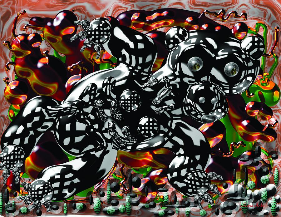 Bare Bear Digital Art
