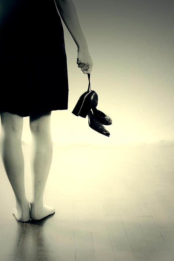 Barefoot Photograph