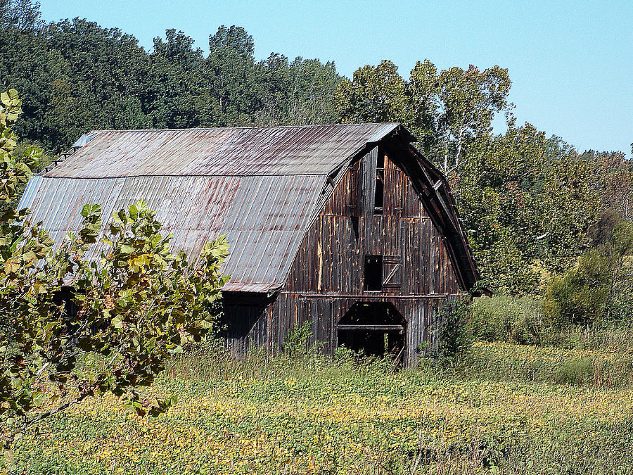 Barn Beauty Photograph  - Barn Beauty Fine Art Print
