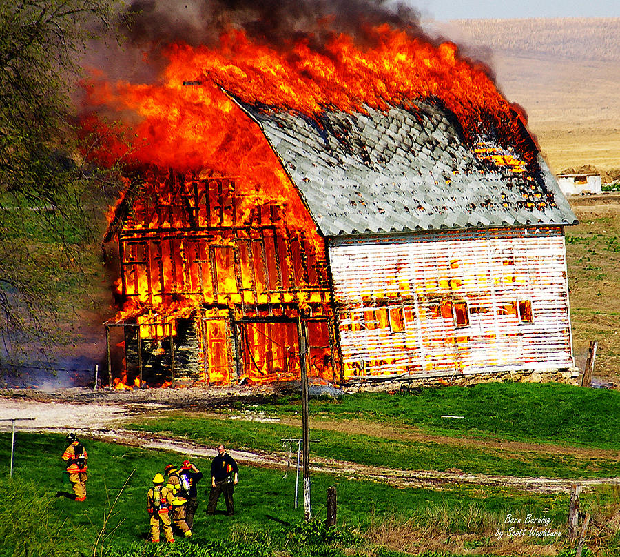 barns burning