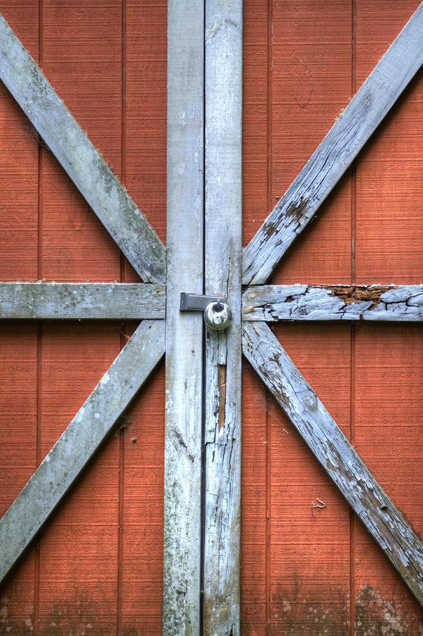 Barn Door 2 Photograph