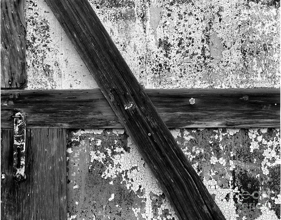 Barn Door Photograph
