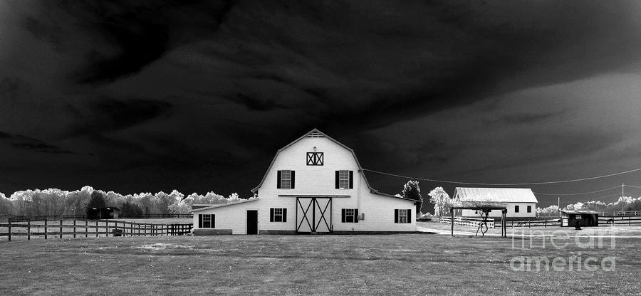 Barn Storm Photograph