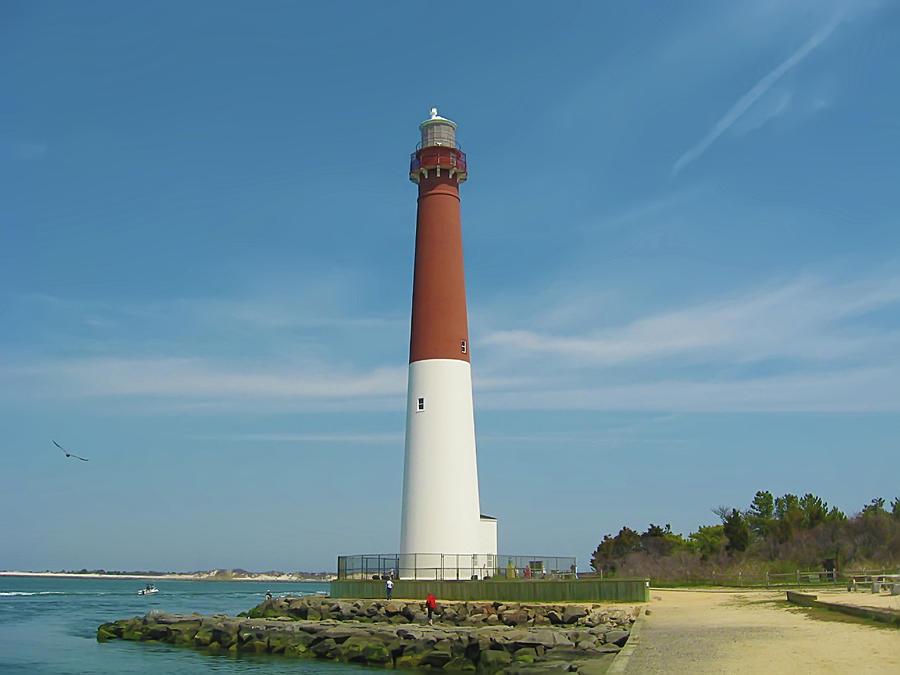 Barnegat Lighthouse Photograph
