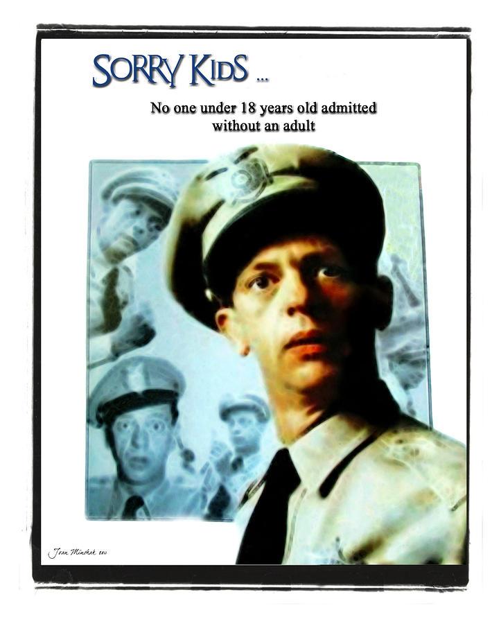 Barney Poster Photograph