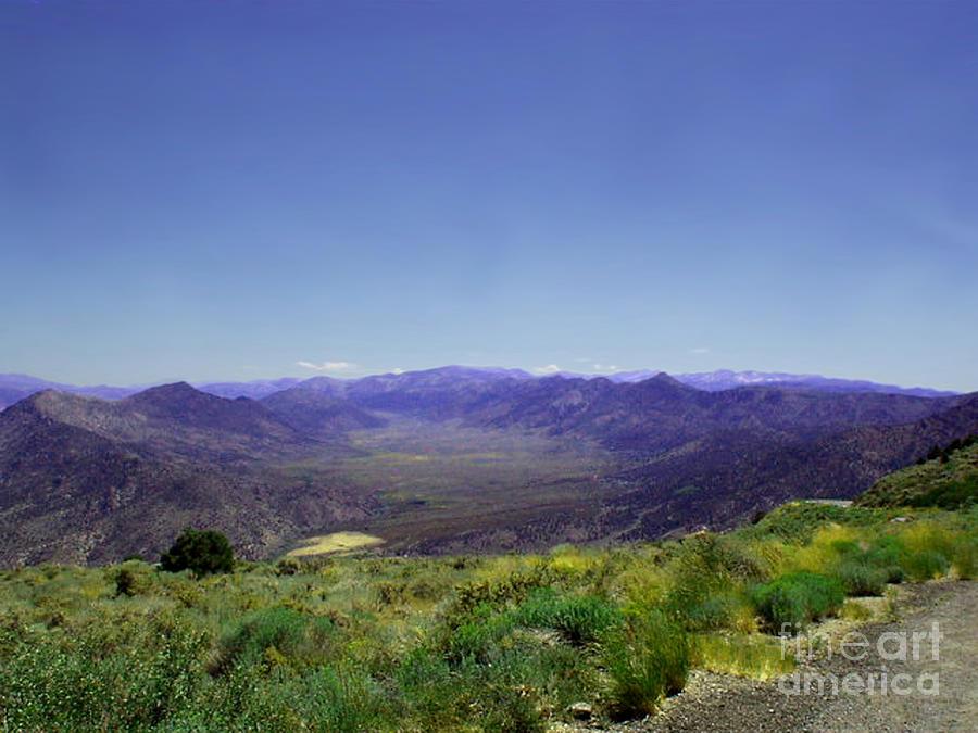 Basin - Canyon 9000 Feet Photograph