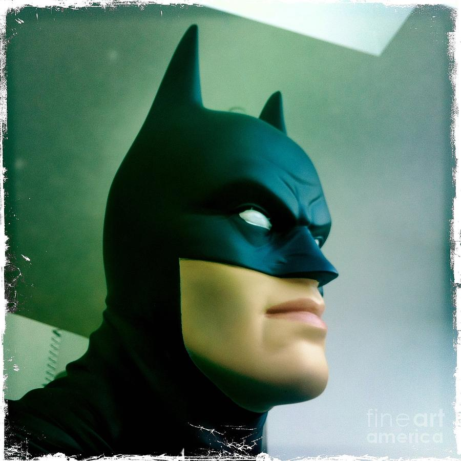 Batman Aka The Dark Knight Photograph