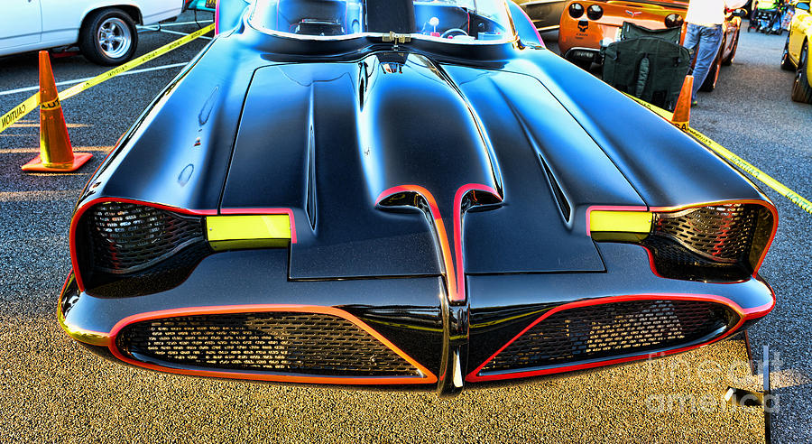 Batmobile - 2 Photograph  - Batmobile - 2 Fine Art Print