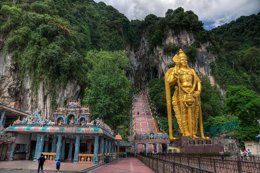 Batu Caves Photograph