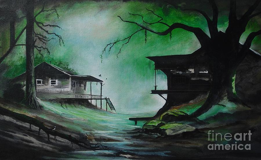 bayou backyard by robert ballance