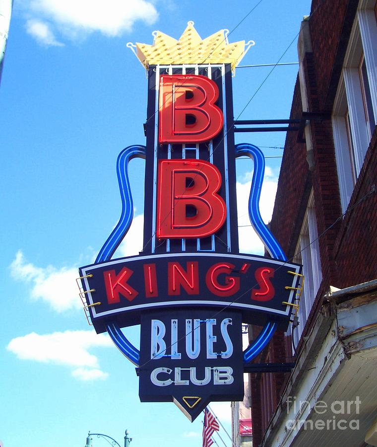 Bb Kings Club Photograph