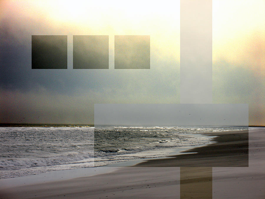 Beach Collage 2 Photograph