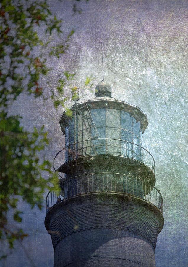 Beacon Photograph - Beacon Of Hope by Judy Hall-Folde
