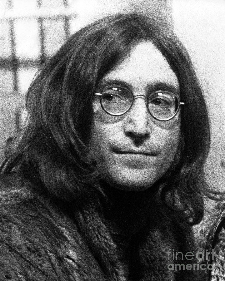 Beatles - John Lennon Photograph